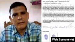 Aldo Rosales Montoya, testigo en el caso de Tomás Núñez Magdariaga, admite que actuó bajo órdenes de la Seguridad del Estado.