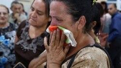 Roberto Miguel Santana: Los familiares necesitan saber qué pasó