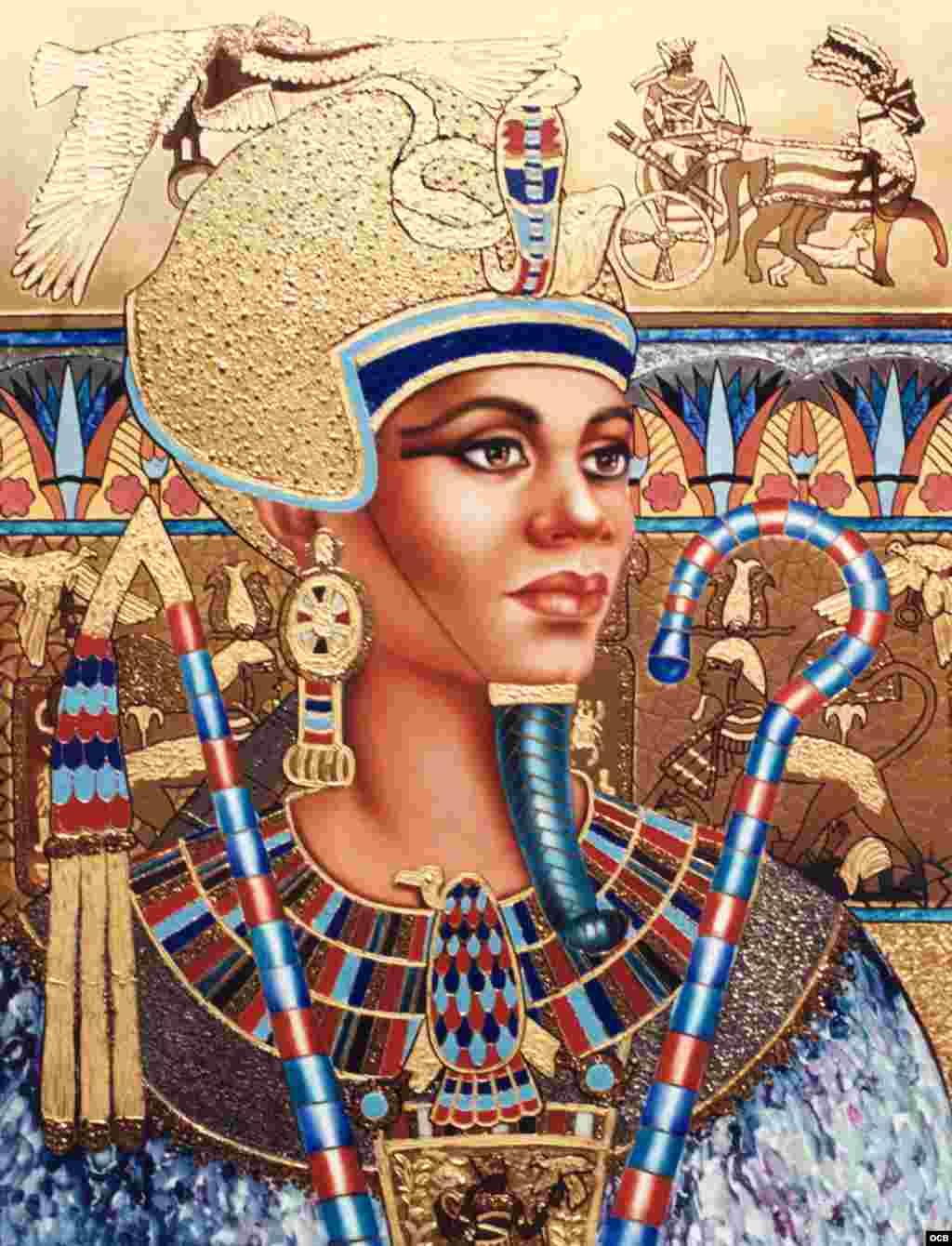 El Faraón (porcelana).