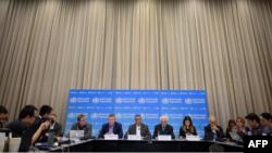 Tedros Adhanon, director General OMS, dirige cónclave científico en Ginebra sobre coronavirus