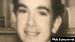 Arnaldo Socorro (1944-1961). Foto Archivo Cuba