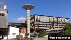 Central azucarero 5 de Septiembre. (Foto: Progreso Semanal)