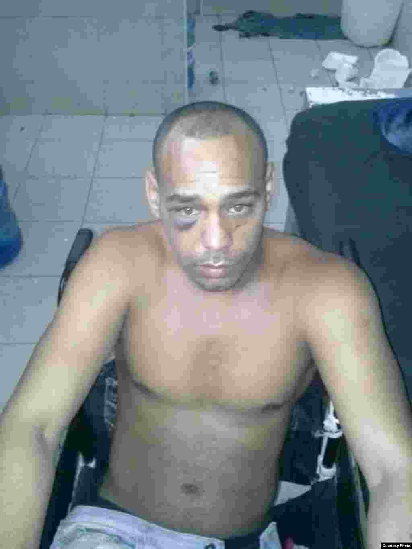 Cubanos golpeados en Chiapas
