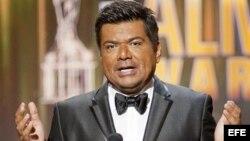 El actor George López.