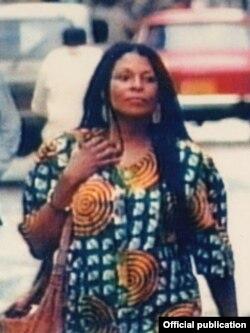 La fugitiva estadounidense Joanne Chesimard, exiliada en Cuba.