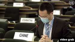 El representante chino se une al boicot de La Habana para evitar la denuncia de Ruiz Urquiola.