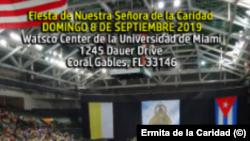 Ermita de la Caridad, 8 de septiembre de 2019