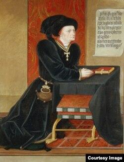 Íñigo López de Mendoza, Marqués de Santillana, I conde del Real de Manzanares, XI señor de Mendoza, III señor de Hita y III señor de Buitrago, que además fue gran militar y poeta español del Prerrenacimiento.