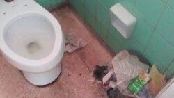 Falta de higiene en hospitales cubanos, un problema tan viejo como la dictadura