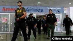 La DEA esperó en el Aeropuerto Internacional de Miami al ex juez venezolano Benni Palmeri-Bacchi.