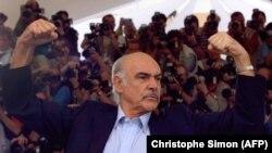 Sean Connery en Cannes en 1999 (Christophe Simon / AFP)