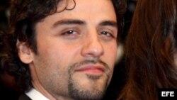 El actor Oscar Isaac