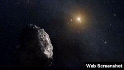 """""""Planeta 9"""" un nuevo descubrimiento"""