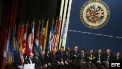 Treinta y ocho asamblea general de la OEA