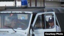 Activistas logran con una protesta la liberación de opositor detenido