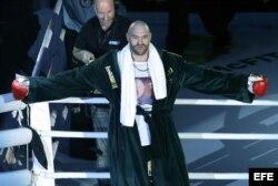 Tyson Fury.