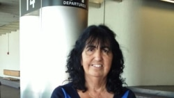 Viajera cubano-americana se entera en el aeropuerto que no puede entrar a la isla