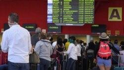 El aeropuerto de La Habana reabre el domingo a los vuelos comerciales