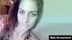 Leydi Laura García Lugo, jove asesinada en Santa Clara, Villa Clara, marzo de 2019.