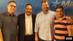 El dueño de Radio Darío de Nicaragua denunció que una banda pagada por el gobierno de Daniel Ortega quemó su emisora