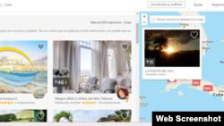 Airbnb ofrece incentivos para atraer turistas a Cuba.