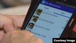 La aplicación permite enviar hasta 15 segundos de video a un usuario de telefonía móvil en Cuba.