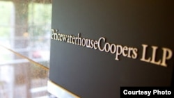 PricewaterhouseCoopers.