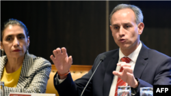 Hugo López-Gatell, subsecretario de Promoción y Prevención de la Salud de México