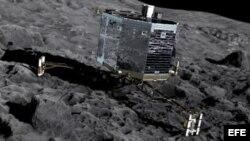 Nave espacial Rosetta