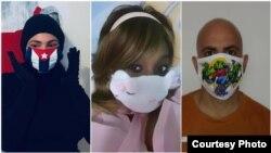 Fotos del concurso #nasobukeate. (Facebook de Di.Verso)