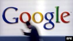 Google, el buscador más popular de Internet.