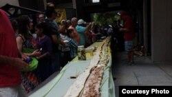 Cuban sandwich festival 2014