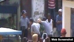 Arrestos de Damas de Blanco y opositores