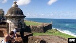 San Juan, Puerto Rico. Archivo.