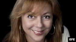 La escritora Mayra Montero.