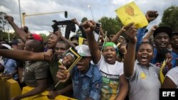 Capilla ardiente de Nelson Mandela este miércoles en Pretoria, sudáfrica
