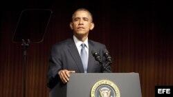 Obama: movimiento de derechos civiles abrió puertas de oportunidad a minorias