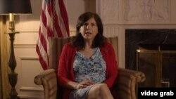 Mara Tekach, ex encargada de Negocios de la Embajada de EEUU en Cuba.