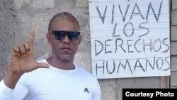 Yanier Joubert Cisneros /Foto tomada de su perfil de Facebook
