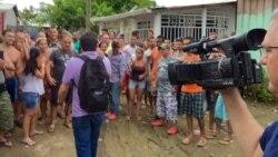 Migrantes cubanos en Turbo, conminados a tomar la selva