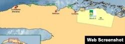 Bloque 9, el proyecto de exploración petrolera de MEO Australia en Cuba.
