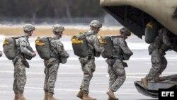 EE.UU. ENVÍA 350 MILITARES MÁS A IRAK PARA PROTEGER A SU PERSONAL EN BAGDAD