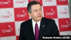Roberto Ampuero, Ministro de Relaciones Exteriores de Chile, durante su visita a la ciudad de Miami, habló sobre el lanzamiento de ProChile Innovation Summit Miami 2018.