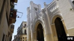 Iglesia habanera ocupada por disidentes
