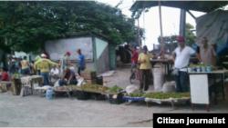 Reporta Cuba. Holguín, vendedores. Foto: Nirma Hernández.