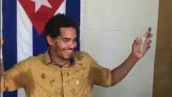 Detenido el artista Luis Manuel Otero Alcántara