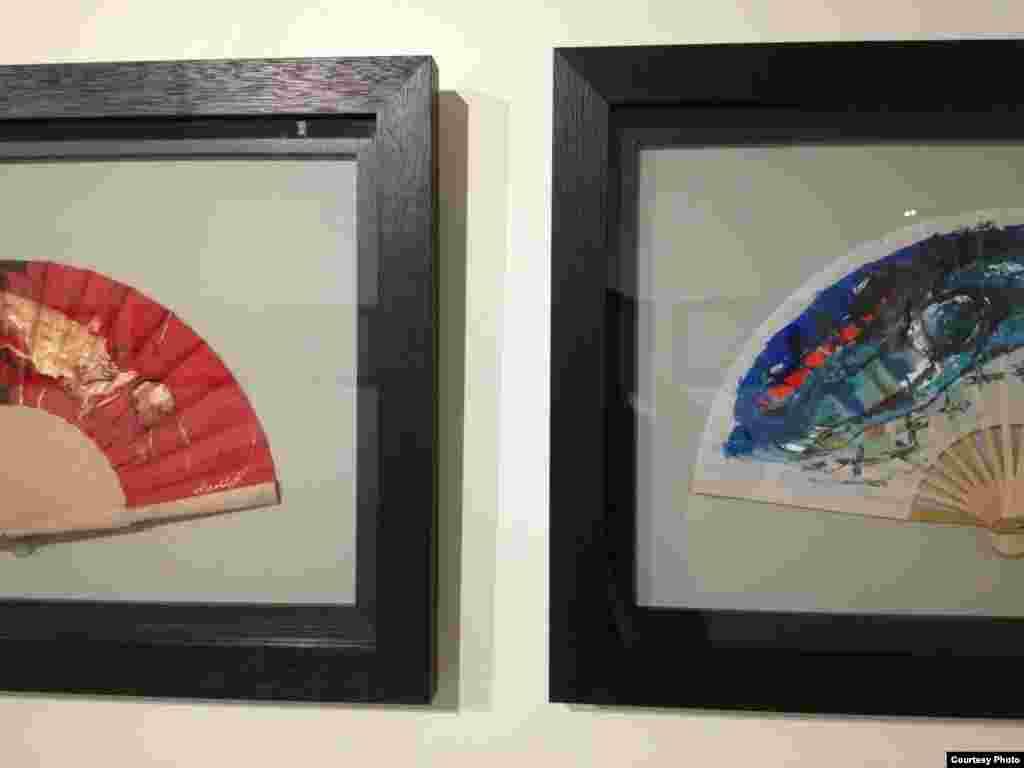 """Exhibición """"Abanicos Por Siempre"""" en el Museo de Arte y Diseño del Miami Dade College"""
