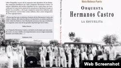 Orquesta de los Hermanos Castro, portada del libro de María Matienzo