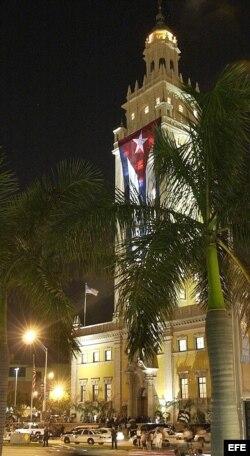 La Torre de la Libertad de Miami, Florida.
