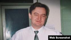 Serguéi Magnitski.